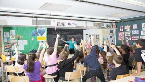 The measures for developing French education abroad