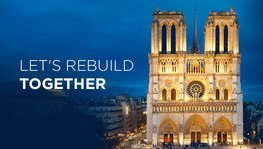 Donate to Rebuild Notre-Dame