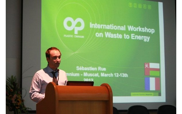 Seminaire Waste to e­nergy